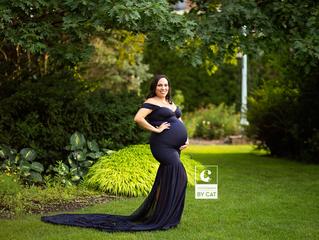 [E] Maternity session