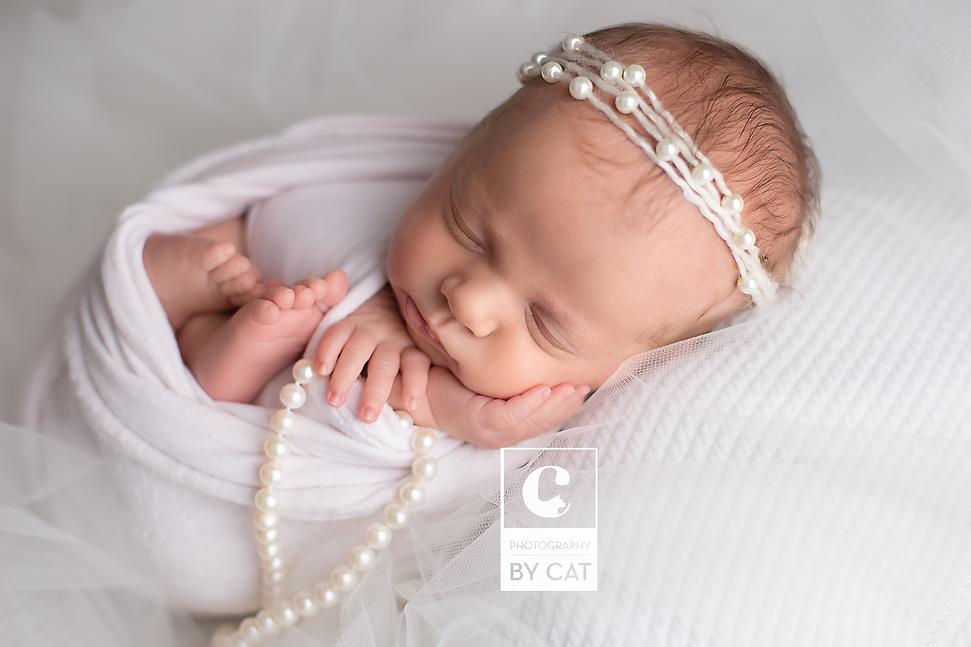 Okemos, Michigan Newborn Photography