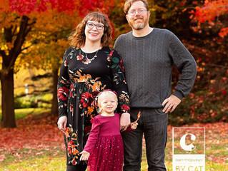 [V] Fall Family Mini Session