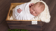 Okemos Newborn Photographer // [O] Newborn