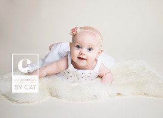 Lansing Photographer // [S] 6 Month Milestone