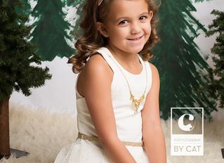 Photographers in Lansing, MI // [F] Christmas Mini