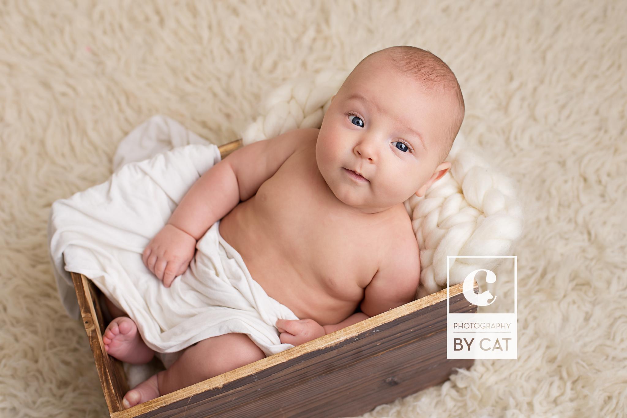 Lansing MI Newborn Photographer