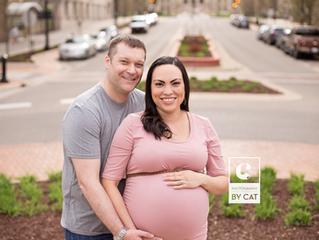Maternity Photography Lansing, MI // [E] Maternity