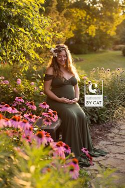 Detroit, Michigan newborn photographer