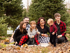 [C] Family Tree Farm Session