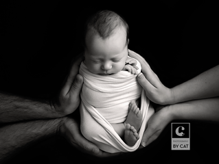 Michigan Newborn Photographer // [R] Newborn