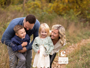 [H] Fall Family Session