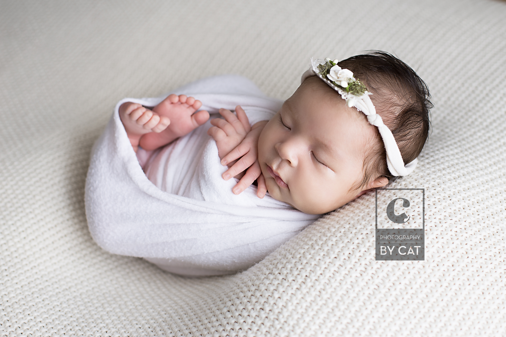 Detroit, Michigan Newborn Photographer