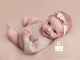 East Lansing, MI Newborn Photographer // [J] Newborn