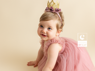 [I] first birthday session