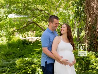 Photographers in Lansing MI // [S] Maternity