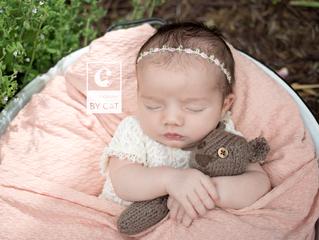 Photographers in Lansing MI // [M] Newborn