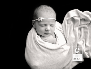 East Lansing Newborn Photographer // [J] Newborn