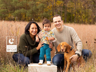 [A] Fall Family Session
