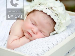 Lansing Newborn Photographer // [E] Newborn