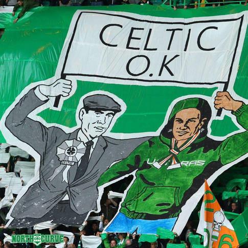 north curve celtic