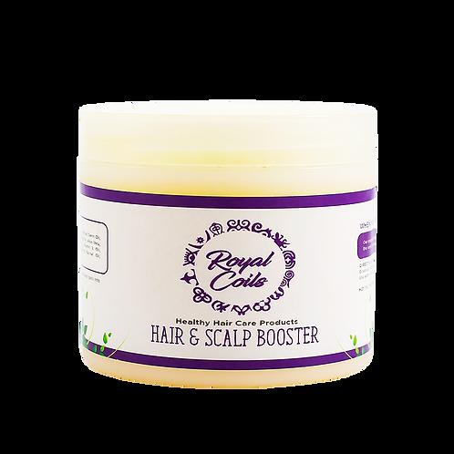 Royal Coils Hair & Scalp Booster