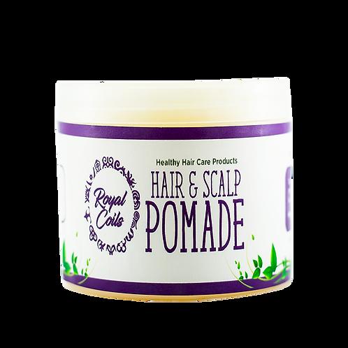 Royal Coils Hair & Scalp Pomade