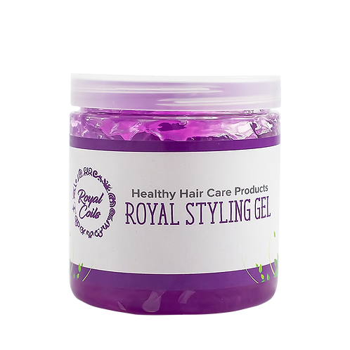 Royal Coils All Natural Styling Gel