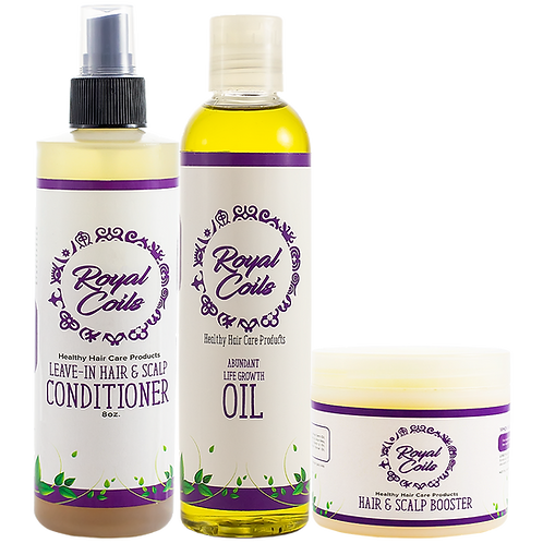 Royal Coils Stimulating Growth Package