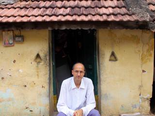 By Govinda's house- Tiruvannamalai