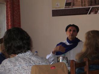 Talk on Ayurveda to Tour Group