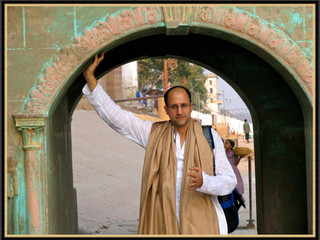 Benaras on the Ghats 2004
