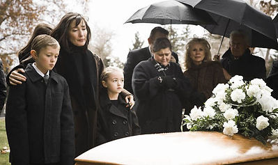 gathering at grave.jpg
