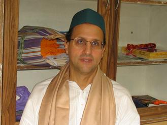 Graduation from Kalidas Sanskrit University 2004