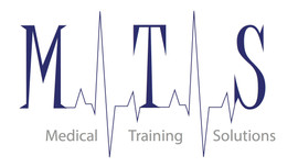 Medical Training Solutions Business Logo