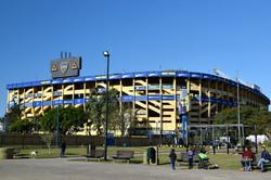 La Bombonera, Boca Juniors stadion