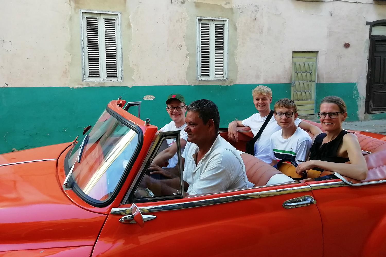 Rundvisning i Havana