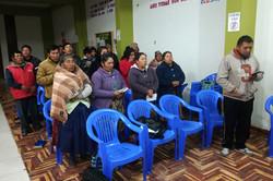 Undervisnings i menighed i Juliaca