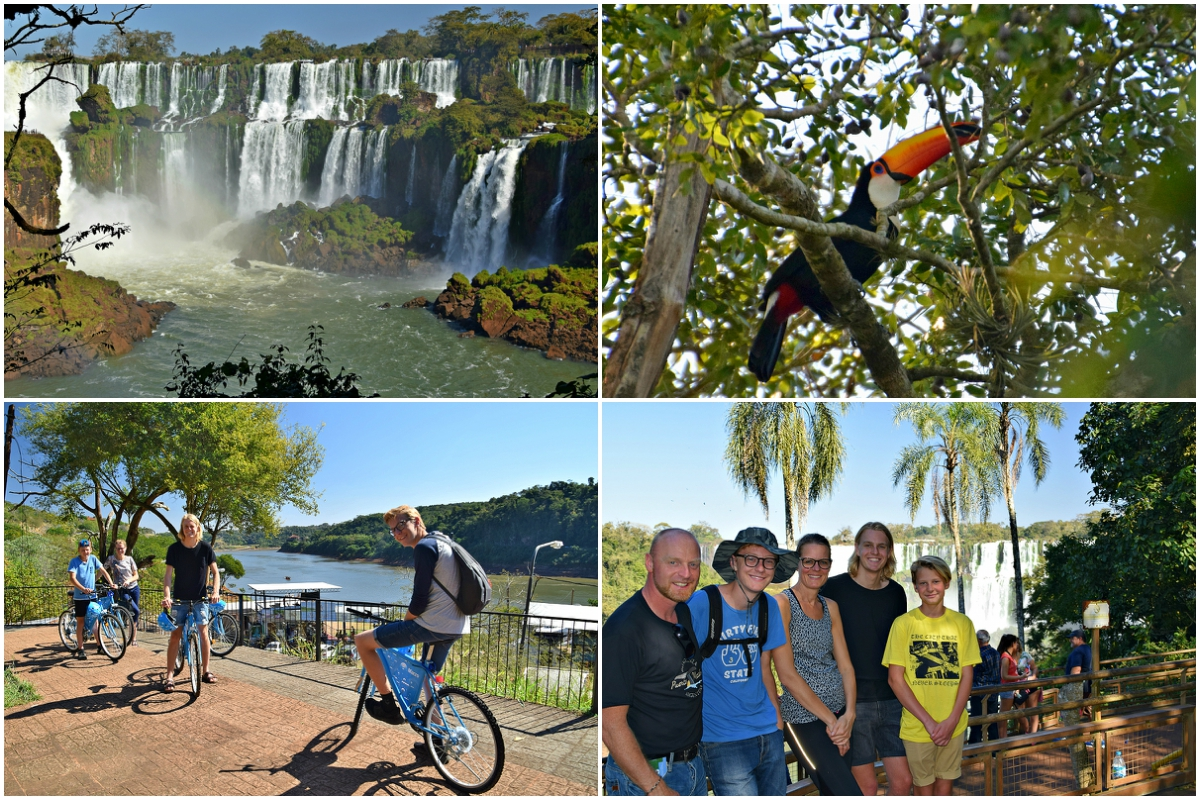 Iguazu Collage