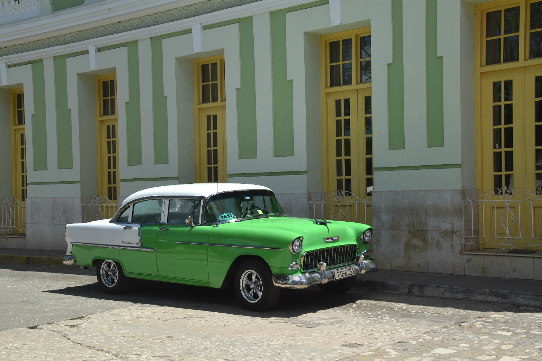 Amerikanerbil i Trinidad