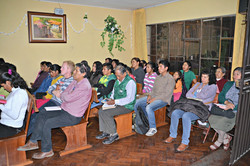 Fyldt kirke i INEL, Arequipa