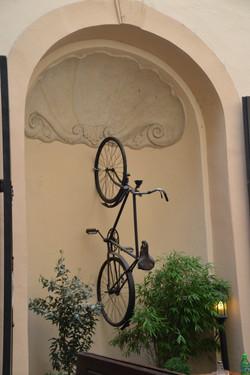 Cykel i Prag