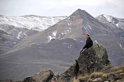 El Chaltén: Hjalte i bjergene