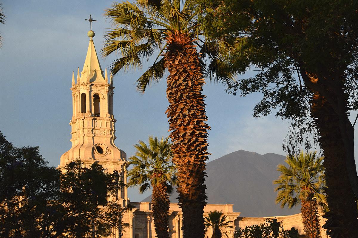 Tårnet og katedralen