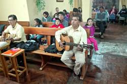 Bibelkursus i luthersk kirke