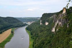 Bastei og Elben