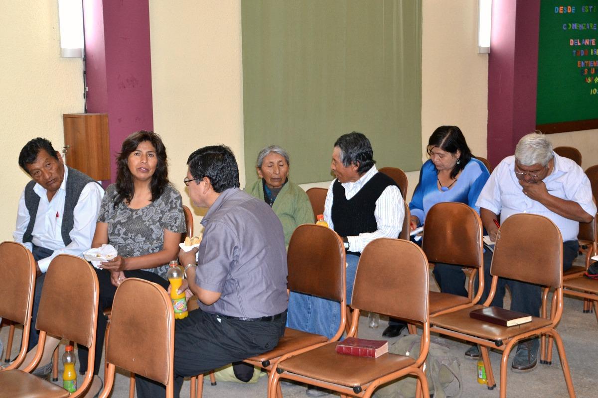 Kursus i Encuentro con Cristo