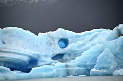 6 Isbjerg hul