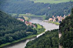 Udsigt over Elben