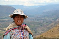 Kvinde fra Pinchollo, Colca