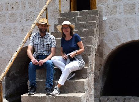 Forstærkning til Peru