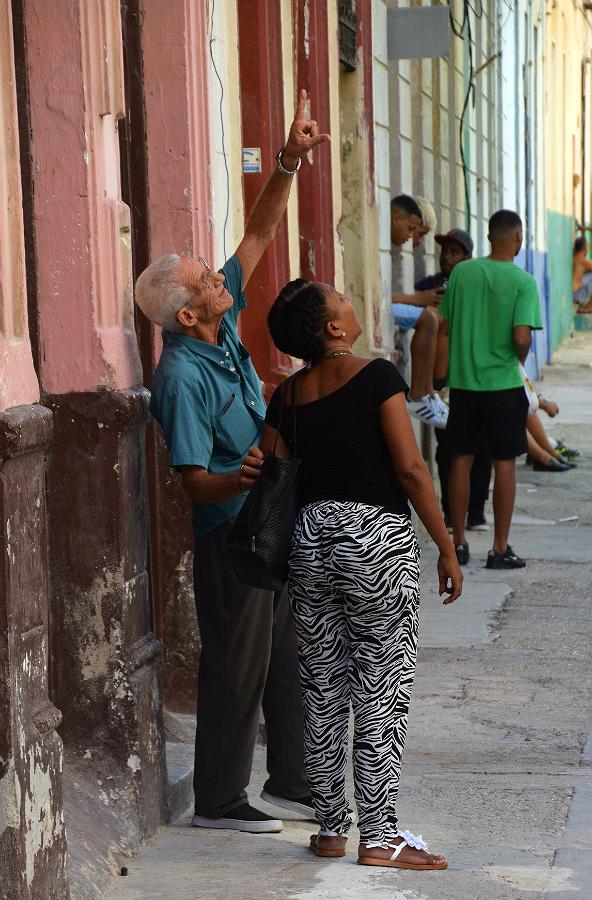 Motiv fra Havana Centro