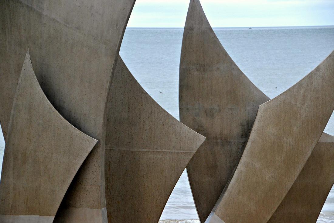 Omaha skulptur