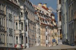 Dresden ved Frauenkirche